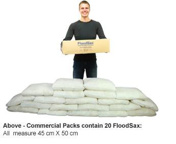 Commercial FloodSax