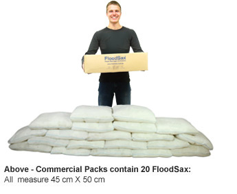 FloodSax Commercial Pack